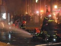 Hơn 1.000 ô tô, xe máy bị thiêu rụi trong vụ cháy chung cư Xa La