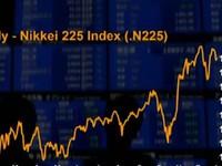 Thị trường tài chính chao đảo vì giá dầu giảm