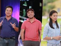 Dàn sao Việt trở thành giám khảo của Vua đầu bếp Việt mùa 3