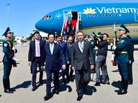 Thủ tướng dự lễ ký FTA Việt Nam - Liên minh Kinh tế Á-Âu