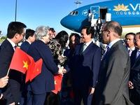 Thủ tướng Nguyễn Tấn Dũng thăm chính thức Bồ Đào Nha