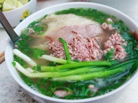 Địa chỉ ăn đêm bỏ túi cho khách du lịch ở Hà Nội