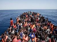 Đức lo ngại về khủng hoảng di cư tại châu Âu