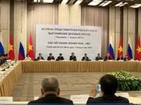 Thủ tướng Nga tham dự diễn đàn DN Việt Nam - LB Nga
