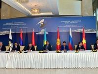 Chính thức ký kết FTA giữa Việt Nam và Liên minh Kinh tế Á - Âu