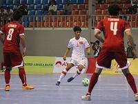 ĐT futsal Việt Nam thắng đậm Philippines
