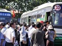 TP.HCM: Mỗi xe bus sẽ gắn 3 camera để chống móc túi, quấy rối tình dục