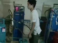 Cận cảnh bên trong trạm sang chiết gas lậu của công ty Ga Việt