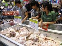 Việt Nam ngưng nhập khẩu thịt gà từ Mỹ