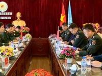 Nâng cao năng lực tham gia hoạt động gìn giữ hòa bình LHQ