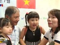 Giao lưu gia đình văn hóa Việt - Hàn tại Hà Nội