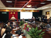 Nguyên nhân ban đầu về vụ sập giàn giáo tại Formosa Hà Tĩnh