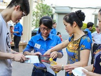 Kỳ thi THPT Quốc gia: Các cụm thi tích cực hỗ trợ thí sinh