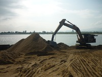Quảng Nam: Truy quétcát tặc đục khoét sông Thu Bồn