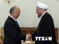 Đàm phán về chương trình hạt nhân giữa Iran-IAEA tiến triển