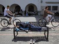 Hy Lạp kêu cứu vì khủng hoảng nhập cư
