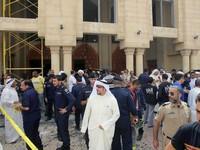 IS nhận trách nhiệm vụ đánh bom khủng bố nhà thờ Hồi giáo ở Kuwait