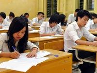 Hà Nội: Các trường được tổ chức thi thử cho kỳ thi THPT Quốc gia