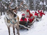 Theo dõi hành trình của ông già Noel bằng...radar