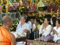 Lễ hội Pchum Pen - Mùa báo hiếu của người dân Campuchia