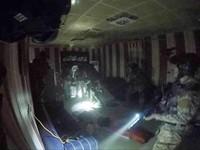 Nghẹt thở cảnh giải cứu con tin khỏi tay IS