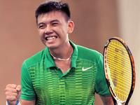 Lý Hoàng Nam vào vòng đấu Giải quần vợt nhà nghề Men's Futures