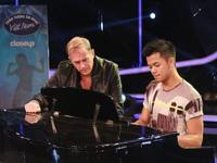 Mark Walton trở lại làm giám khảo Vietnam Idol 2015