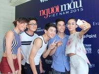 Chấm Vietnams Next Top Model 2015, Mâu Thủy bị thí sinh bủa vây