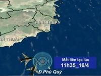 Khẩn trương tìm kiếm 2 máy bay huấn luyện mất tích trên biển