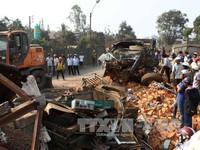 Hai xe tải tông nhau, 6 người tử vong