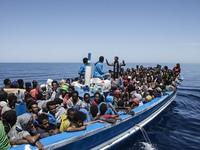 Thanh niên Ai Cập ồ ạt di cư sang châu Âu