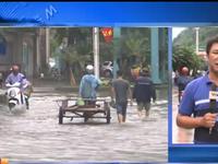 Đợt mưa lũ tại Quảng Ninh lớn nhất trong vòng 40 năm
