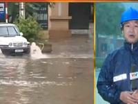Quảng Ninh: Mưa lớn không dứt, nhiều khu vực chìm trong biển nước