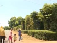 Hạn hán, Quảng Trị thiếu nước nghiêm trọng