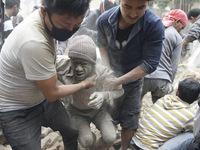 Một tuần sau trận động đất kinh hoàng tại Nepal