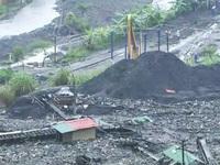 Quảng Ninh: 14 mỏ than tạm dừng hoạt động do mưa lũ