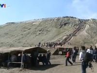 Trải nghiệm khó quên với du lịch núi lửa tại Indonesia