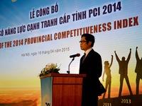 Công bố chỉ số PCI 2014: Đà Nẵng giữ vững ngôi đầu bảng