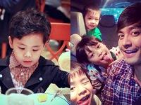 Con trai MC Phan Anh gây sốt vì quá đáng yêu