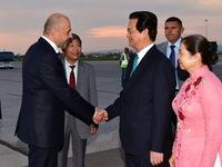 Thủ tướng thăm chính thức Bulgaria