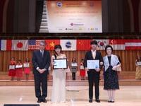 Cuộc thi Piano quốc tế Hà Nội lần III: Con trai diva Thanh Lam giành giải Nhất bảng B