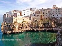 Sức hút khó cưỡng của Polignano a Mare, Italy