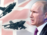 Bắn hạ máy bay Nga tại Thổ Nhĩ Kỳ - 'Đòn đánh sau lưng nước Nga'