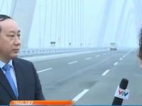 Cầu Nhật Tân: Biểu tượng quan hệ gắn bó Việt Nam – Nhật Bản
