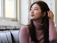 Theo đuổi đam mê ca hát, Suzy từng muốn gục ngã