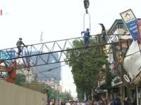 Dừng thi công gói thầu số 1&2 Dự án đường sắt đô thị Hà Nội