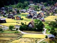 6 ngôi làng cổ ở châu Á khiến khách du lịch mê mệt