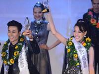 Tuấn Anh - Khả Trang đoạt Giải Vàng Siêu mẫu 2015