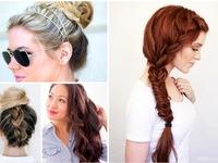 Những kiểu tóc đẹp cho cô nàng tóc dài