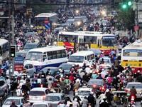 Ùn tắc giao thông tái diễn ở Hà Nội và TP.HCM
